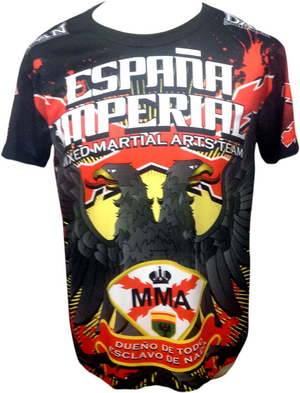 CAMISETA  MADRID MC PEGADA